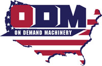 On Demand Machinery