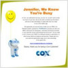 Discounts average $17 off with a Cox Communications promo code or coupon. 50 Cox Communications coupons now on RetailMeNot.