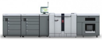 The Océ VarioPrint 6320 printing system from Canon Solutions America.