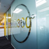 SG360º corporate office renovation