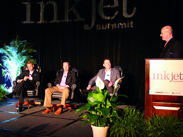 Growth of Inkjet Summit 2015 Rises With the Inkjet Tide