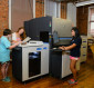 Clemson University Enhances Graphics Program with Donation of HP Indigo