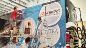 Several FASTSIGNS locations will host Bathe to Save events in their parking lots.
