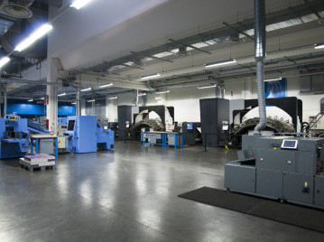 Digital Printing in Offset Production Environments