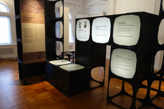 the Designing America: Spain's Imprint in the U.S. exhibition to the U.S. using cross-portfolio HP digital print technology to reproduce a series of documents and maps dating back to the 16th century.