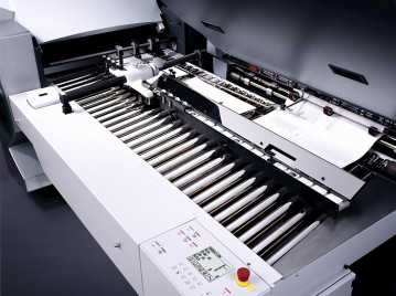 Process Automation: Smart Printers Finish First With Automated Folding Systems