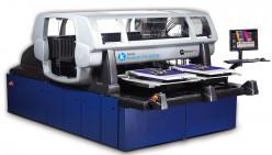 The Avalanche 1000 utilizes Kornit Digital's NeoPigment process.