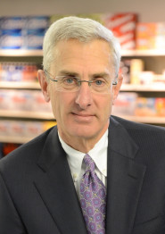 David Scheible, former CEO of Graphic Packaging International.