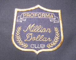 Twenty-one owners advanced to Proforma's Million Dollar Club this year.