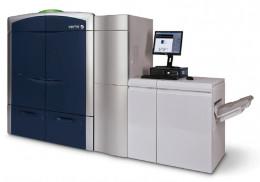 The Color Xerox 1000i digital press.