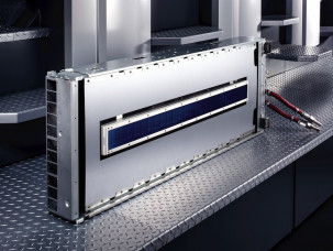 The DryStar LED high-performance drying systems permit optimum integration of the systems into the machine and the machine control system. Energy savings of to 50% are possible depending on the format.
