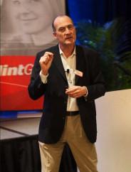 Antoine Fady, CEO, Flint Group