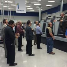 The press debuted at Print Media Center Atlanta in December.