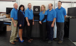 An HP Indigo 30000 digital press has been installed at ABOX Packaging near Dallas.
