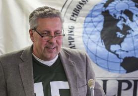 Mike Graf, president of Letterhead Press