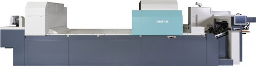 The J Press 720S press will be showcased by Fujifilm at drupa 2016.
