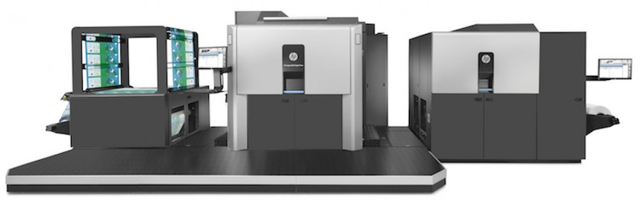 The improved HP Indigo 20000 digital press is now equipped for commercial applications.
