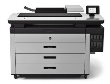 The HP PageWide XL 8000 Printer.