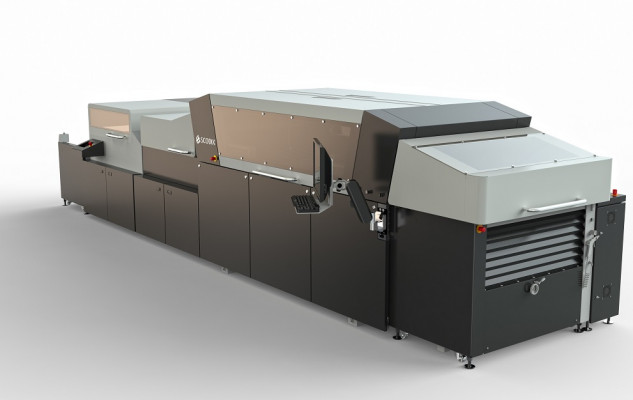 Visitors to drupa 2016 can see the most productive of Scodix' presses, the Scodix Ultra Pro Digital Enhancement Press, with Foil Station.