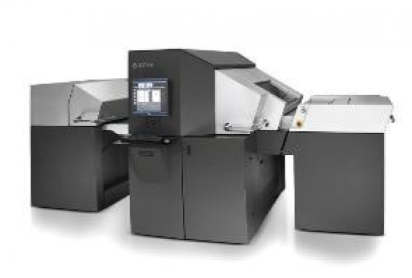 The Scodix S Series Digital Enhancement Press will also be demonstrated.