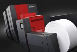 Trillium One harnesses Xeikon's breakthrough liquid toner printing process.