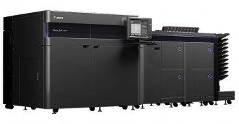 The DreamLabo 5000 production inkjet printer.