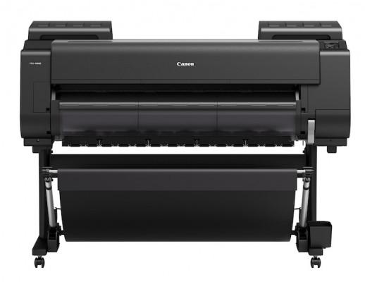 The imagePROGRAF PRO-4000S large-format inkjet printer.