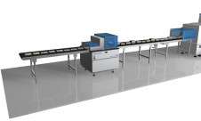 Hunkeler's BD7 Book Destacker bridges the gap in the production of books with variable formats and page count.