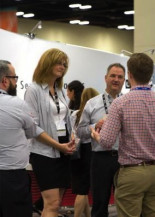 GPA's entire sales force and management team were in attendance at Dscoop.