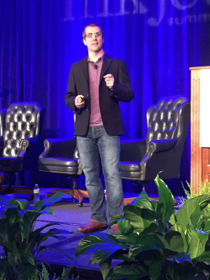 Another keynote presenter on Monday was Jamie Huff, president, Progressive Impressions International (Pii, A Taylor Corporation division), who discussed how Pii successfully implemented inkjet technology, why Pii made the investment, and how it re-positioned its business.