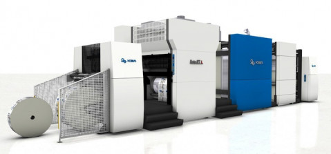 The redesigned RotaJET L series is extremely flexible for commercial and industrial printing.