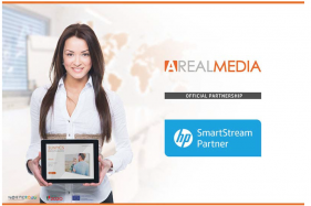 In a new collaboration, Portugeuse software developer AREAL‐MEDIA has been certified as a Global HP SmartStream Solution Partner.