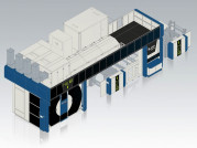 The new NEO XD LR from KBA-Flexotecnica will be unveiled at drupa.