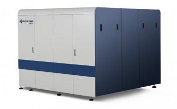 Domino K630i monochrome printing press