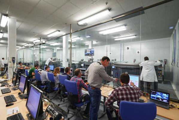 HP 3D Printing Lab