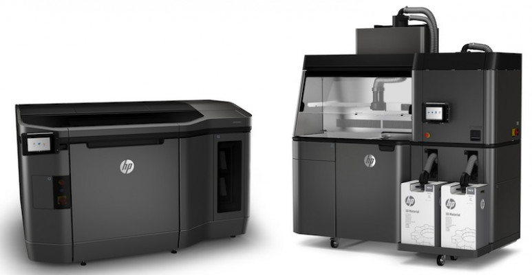 The HP Jet Fusion 3D 4200 Solution.