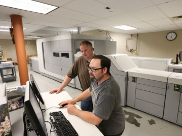 A Look at Thomson Reuters' Printing Division, Core Publishing Solutions