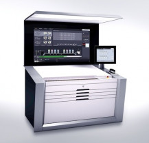he heart of the new-generation Speedmaster to be presented at drupa 2016 is the new Prinect Press Center XL 2 control station.