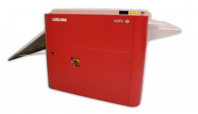The smart processor Arkana and Energy Elite Eco drastically reduce consumption of chemicals for thermal plate processing and eliminate the use of water.