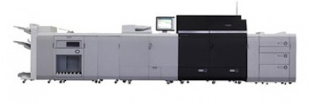 The Canon imagePRESS C10000VP.