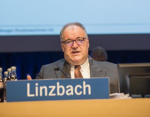 Gerold Linzbach, CEO of Heidelberger Druckmaschinen AG