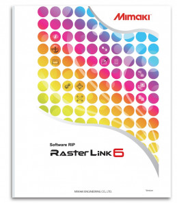 Version 5 of Mimaki USA's RasterLink6 RIP software has been released.