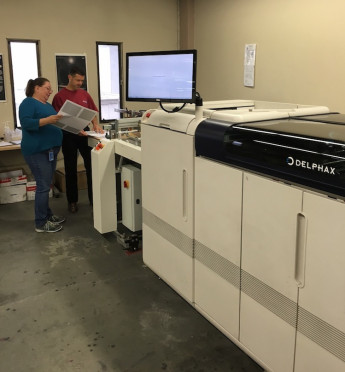 The movement toward cut-sheet inkjet at CompuMail could see a 100% conversion away from toner within the next five years.