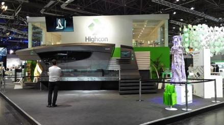 The Highcon Shape 3D machine.