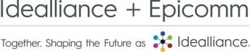 Idealliance and Epicomm Merger Logo-2016