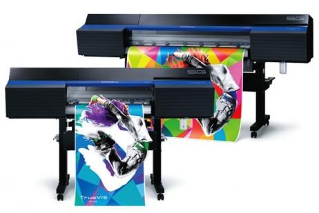 Roland's TrueVIS SG Series Wide-Format_Printer-Cutters