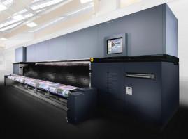 The Rhotex 500 soft-signage digital printer.