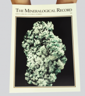 The Mineralogical Record won a Gold Award.