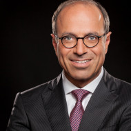 Ulrich Hermann, new member of Heidelberg's management board