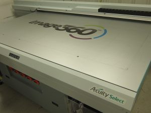An Acuity Select 26 has been installed at Image360, based in South Elgin, Ill.
